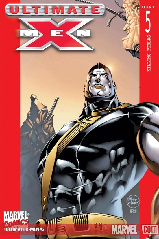 Ultimate X-Men (2000) #5