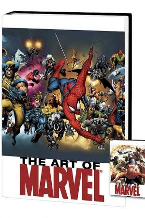 Art of Marvel Vol. 2 (Hardcover)