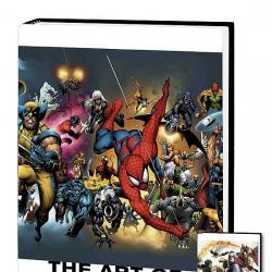 ART OF MARVEL VOL. 2 COVER