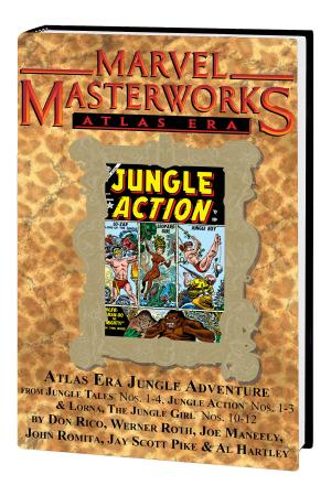 Marvel Masterworks: Atlas Era Jungle Adventure (Hardcover)