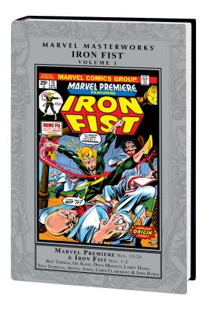 Marvel Masterworks: Iron Fist (Hardcover)