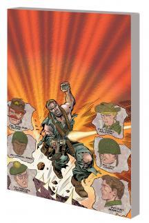 Essential Sgt. Fury Vol. 1 (Trade Paperback)