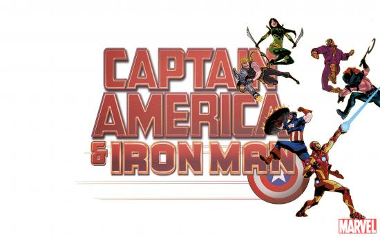 Captain America and... (2012) #634