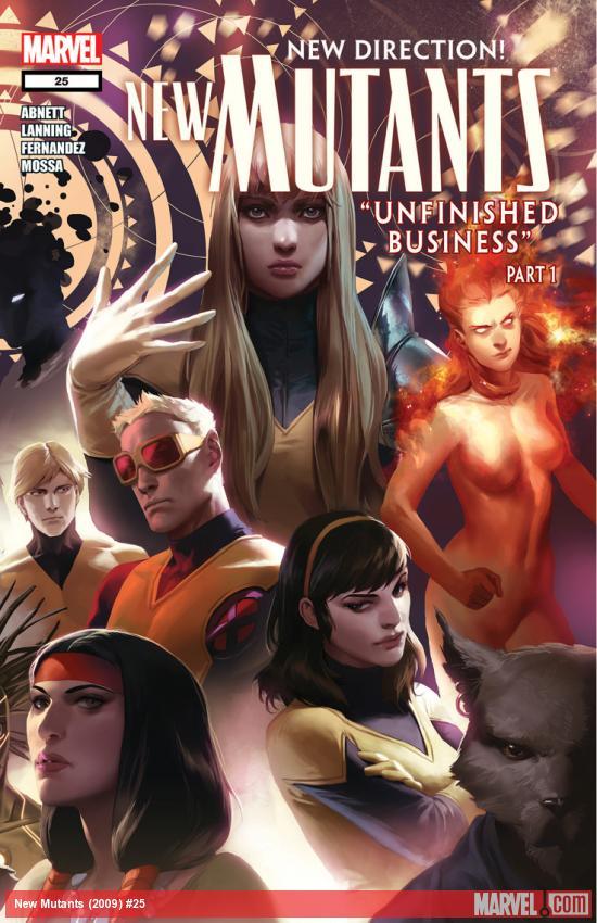 New Mutants (2009) #25