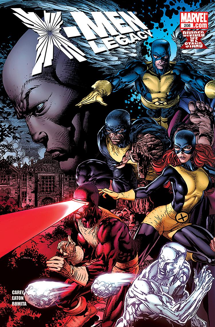 X-Men Legacy (2008) #208