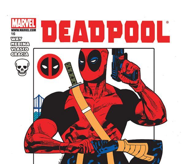Deadpool (2008) #16