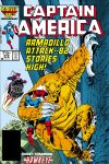 Captain America (1968) #316 Cover
