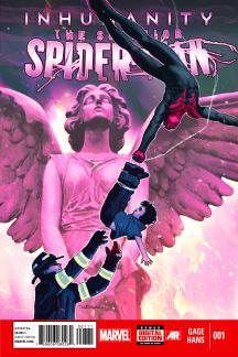 Inhumanity: Superior Spider-Man  #1