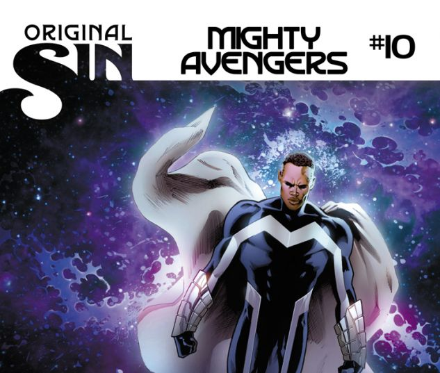 MIGHTY AVENGERS 10 (SIN, WITH DIGITAL CODE)