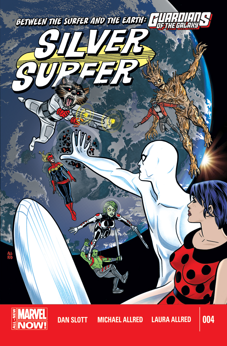 Silver Surfer (2014) #4