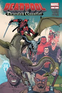 Deadpool: Dracula's Gauntlet (2014) #6