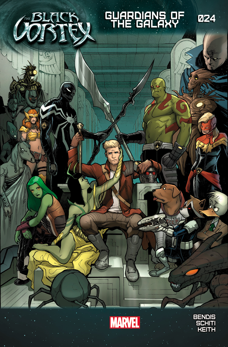 Guardians of the Galaxy (2013) #24