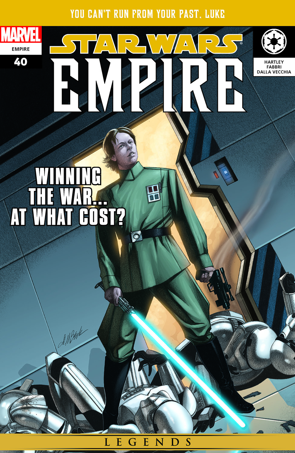 Star Wars: Empire (2002) #40