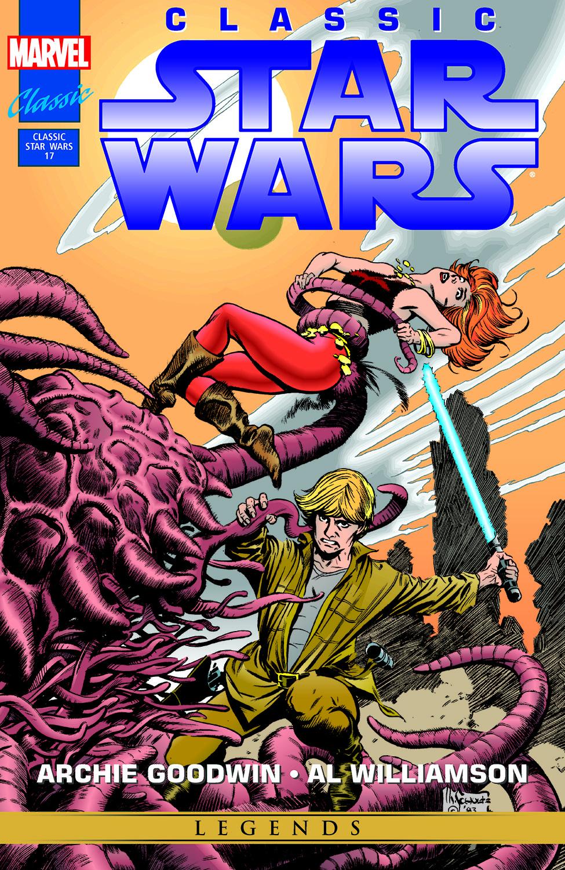 Classic Star Wars (1992) #17