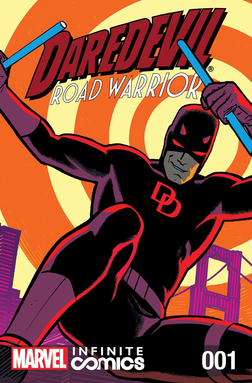 Daredevil: Road Warrior Infinite Comic (2014) #1