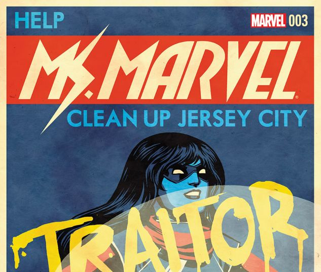 Ms. Marvel (2015) #3