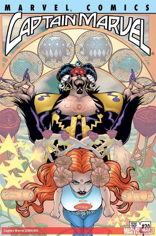 Captain Marvel (2000) #20