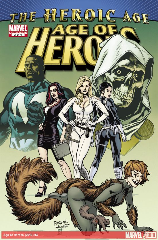 Age of Heroes (2010) #3