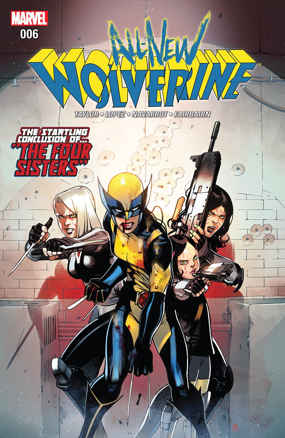 All-New Wolverine (2015) #6