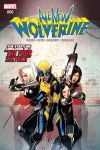 All-New Wolverine (2015) #6 Cover