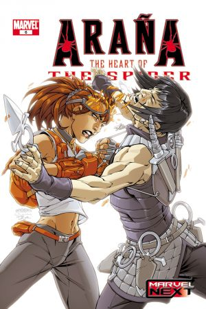 Arana: The Heart of the Spider (2005) #6