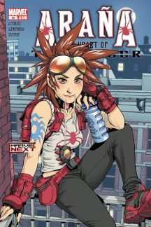 ARANA: THE HEART OF THE SPIDER (2005) #12 Cover