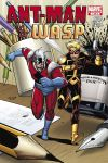 ANT-MAN & THE WASP (2010) #1 Cover