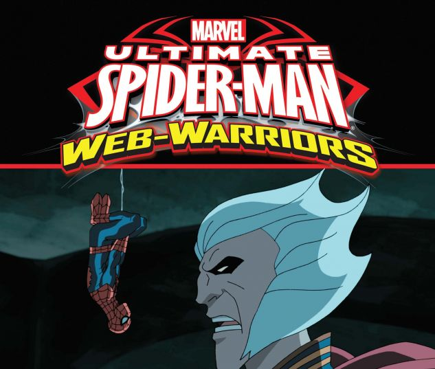 cover from Marvel Universe Ultimate Spider-Man: Contest of Champions (2016) #4