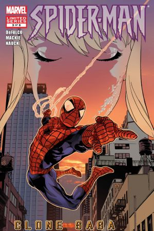 Spider-Man: The Clone Saga #3
