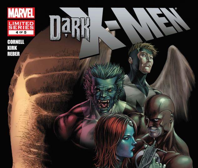 Dark X-Men (2009) #4