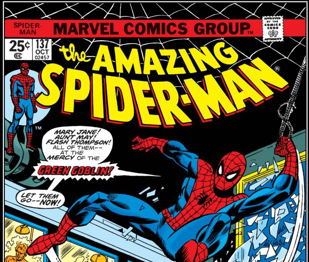 Amazing Spider-Man (1963) #137