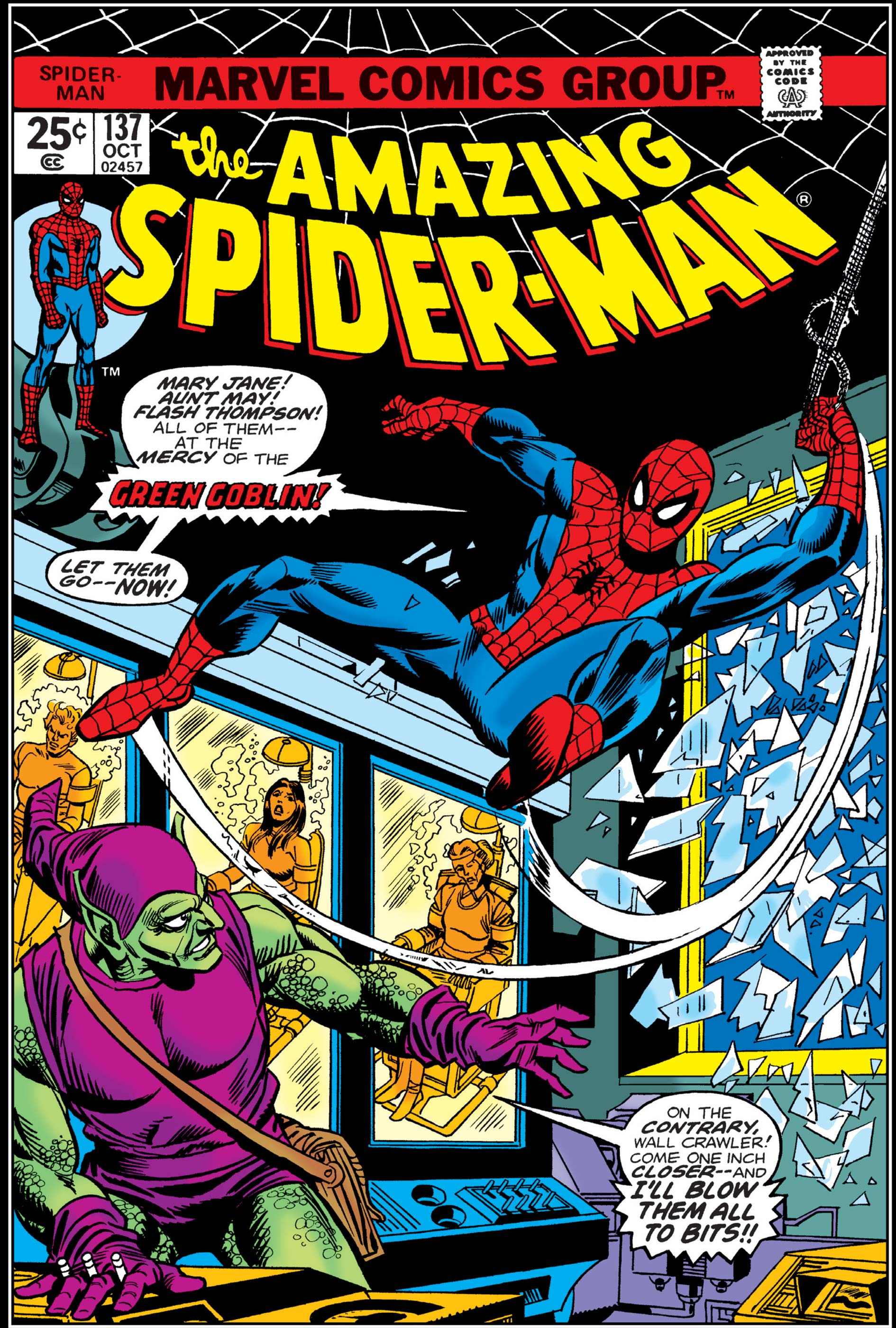 The Amazing Spider-Man (1963) #137