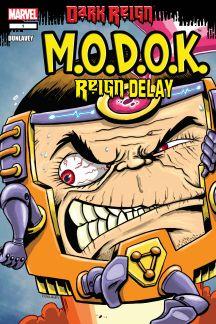M.O.D.O.K.: Reign Delay #1