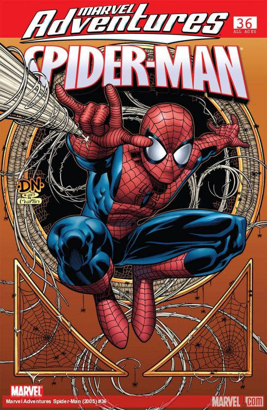 Marvel Adventures Spider-Man (2005) #36