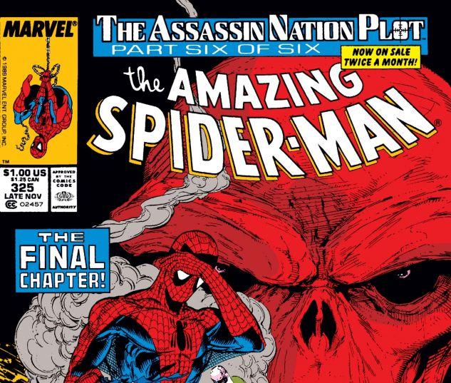 Amazing Spider-Man (1963) #325