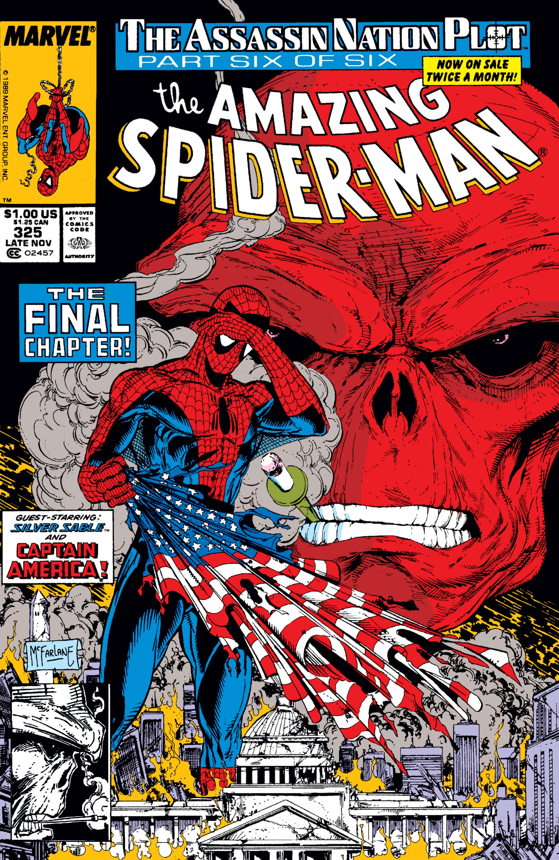 The Amazing Spider-Man (1963) #325