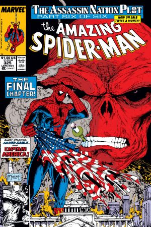 The Amazing Spider-Man #325