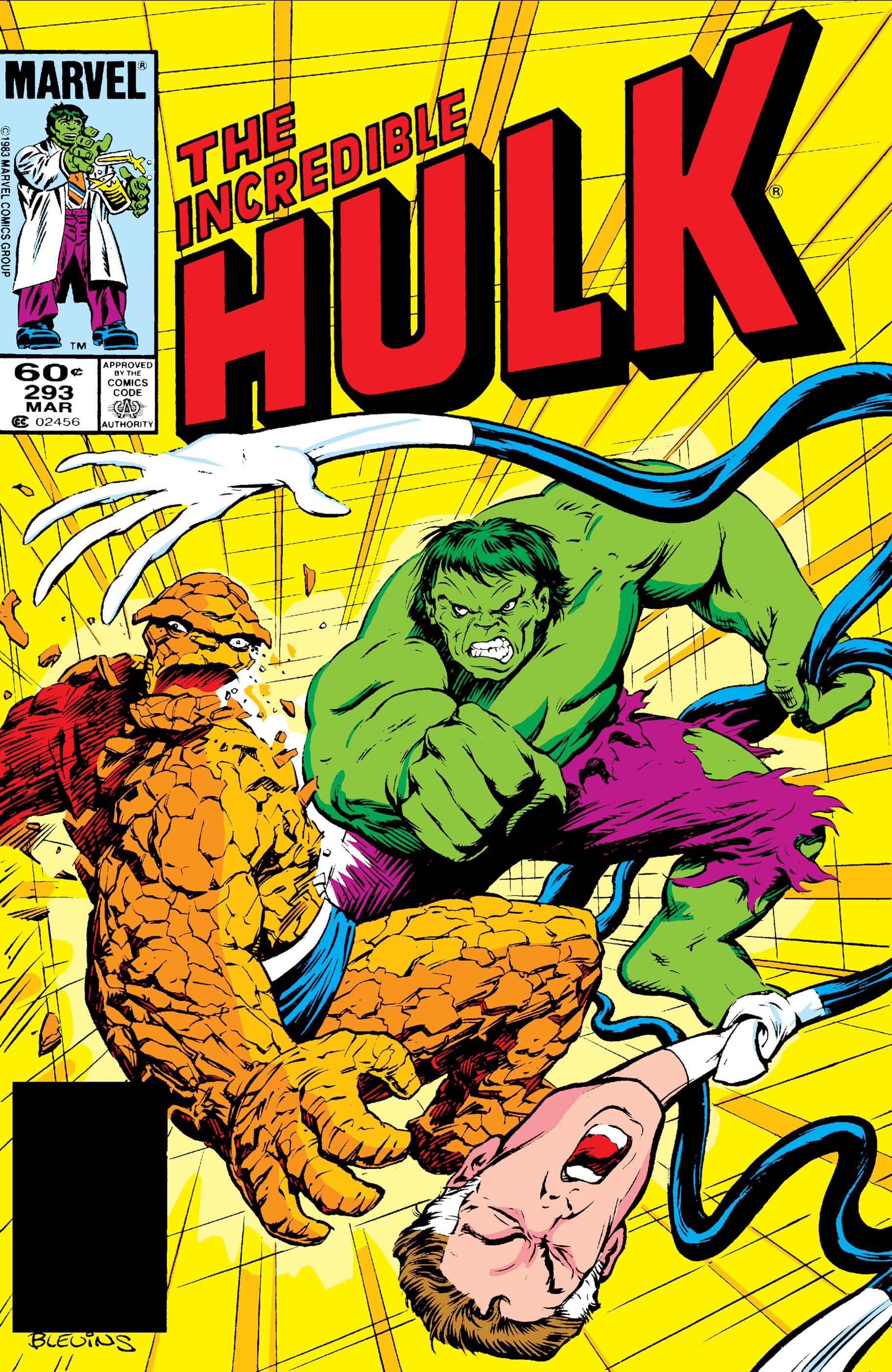 Incredible Hulk (1962) #293