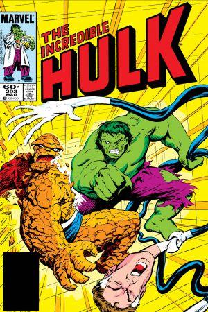 Incredible Hulk #293
