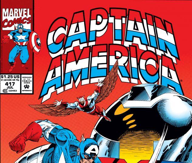 Captain America (1968) #417