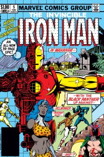 Iron Man Annual (1970) #5