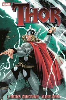 Thor by J. Michael Straczynski Vol. 1 (Trade Paperback)