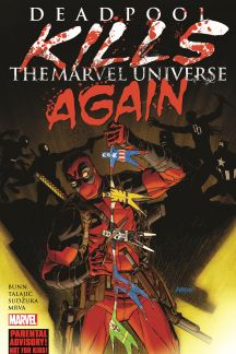 Deadpool Kills the Marvel Universe Again (Trade Paperback)