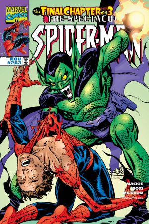 Peter Parker, the Spectacular Spider-Man #263