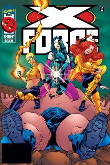 X-Force (1991) #52