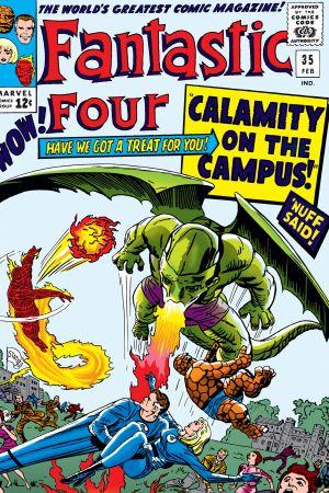 Fantastic Four (1961) #35