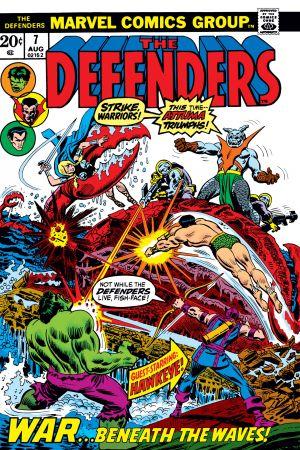 Defenders (1972) #7