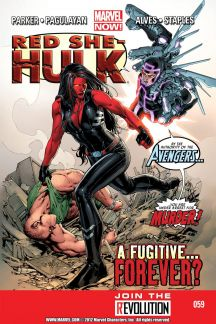 Red She-Hulk #59