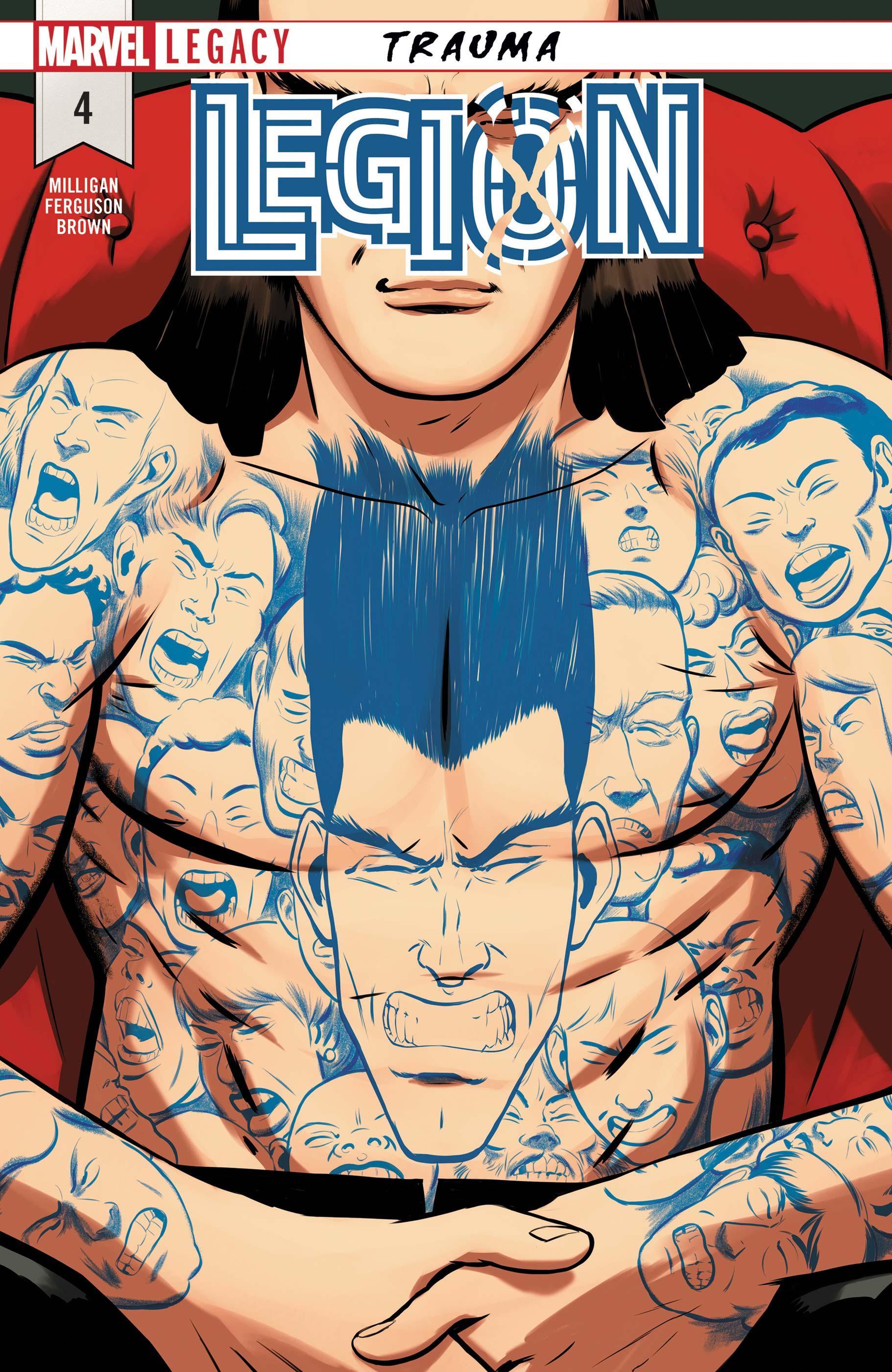 Legion (2018) #4