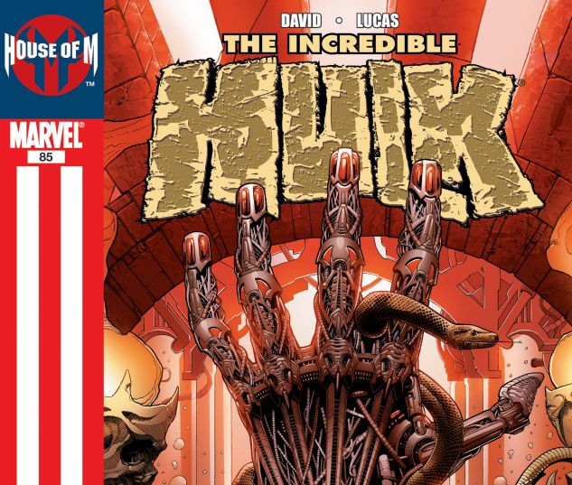 INCREDIBLE HULK (1999) #85